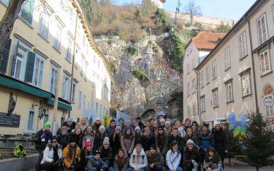 Strokovna ekskurzija v Graz
