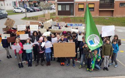 Podnebni štrajk!